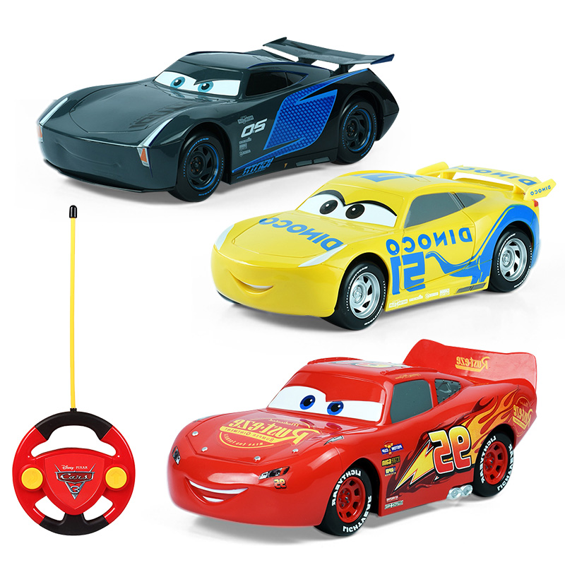 2017-New-Disney-Pixar-Kids-RC-cars-Mcqueen-Jackson-Cruz-cars-3-Xmas-Gifts-Toys-for-Boys-Children-Remote-Controller-No-Box-4