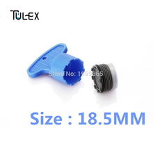 Faucet Aerator Spout Bubbler Filter Accessories Hide-in Core 18.5MM Part W/ DIY Install Tool Spanner Special offer