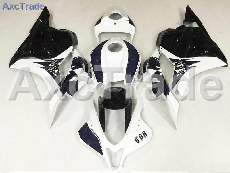 Motorcycle Fairings For Honda CBR600RR CBR600 CBR 600 RR 2009 2010 2011 2012 F5 ABS Plastic Injection Fairing Bodywork Kit Black motorcycle front upper fairing headlight holder brackets for honda cbr600rr cbr600 rr cbr 600 rr 2007 2008 2009 2010 2011 2012