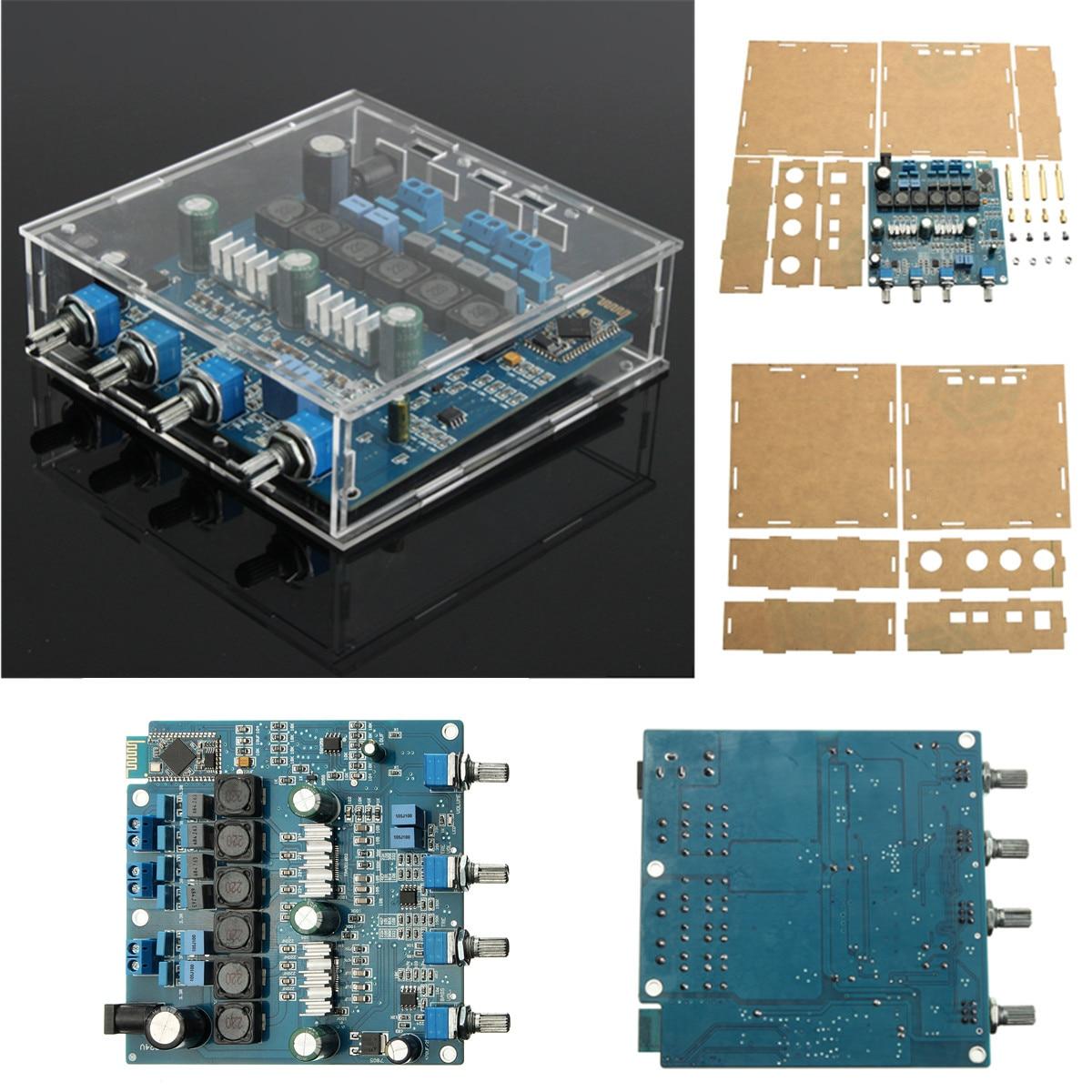 1 pcs TPA3116 Classe D Amplificateur Bluetooth 2.1 Amplificateur 100 w + 2x50 w DC18V à DC24V