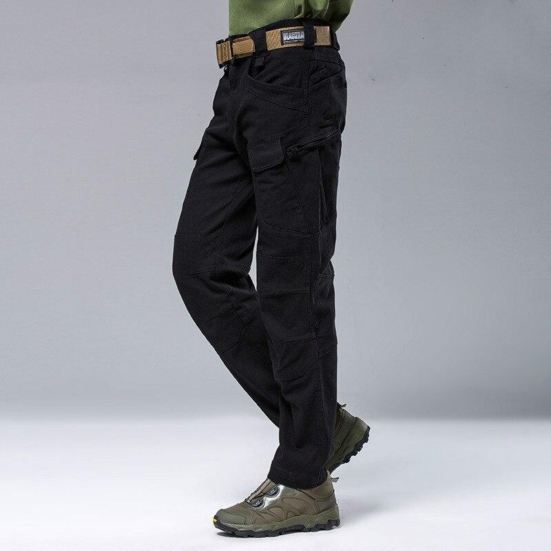 Dolce 2019 Nuovi Uomini Di Militar Tactical Outdoor Pantaloni Da Combattimento Di Addestramento Militare Pantaloni Militari Di Sport Pantaloni Per Escursioni Di Caccia Di Campeggio Pantaloni Circolazione Del Sangue Tonificante E Arresto Del Dolore
