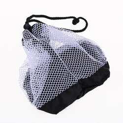 Нейлоновая сетка сумка держатель для переноски теннис сетей закрытия шаров Golfball мешок