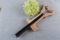 2 pz 4/4 Violino in legno di Acero a mano Carve Testa di Pecora Maestro Yinfente 4 Stringa