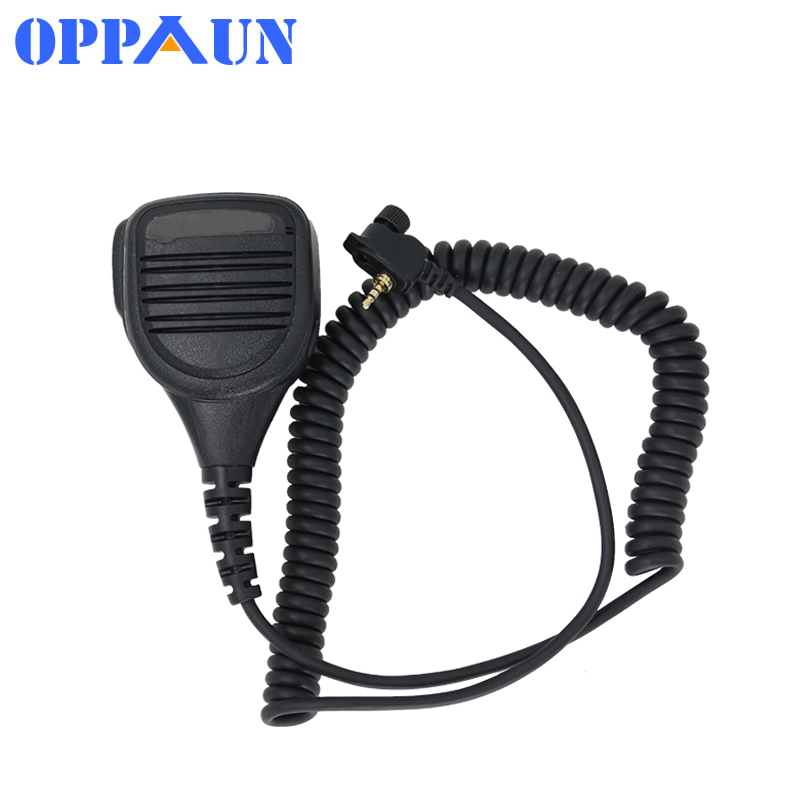 Handheld Speaker Mic Microphone PTT For Motorola Radio MTP850 MTH800 MTH600 MTH650 MTH850 MTS850 Walkie Talkie Accessories