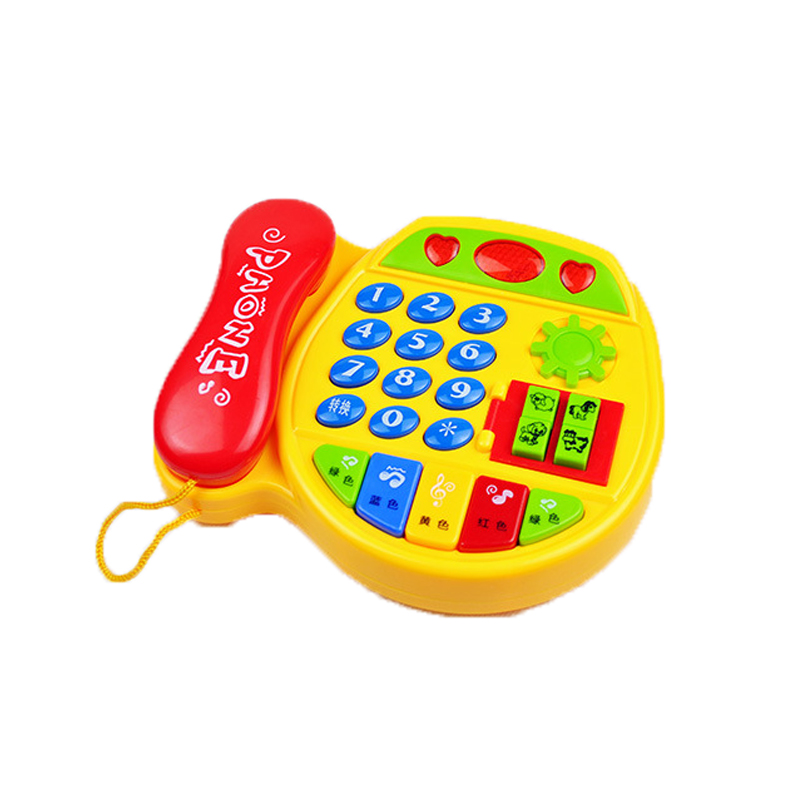 Baby Toys Children's Children's Play Call Language Exercise Voice Ability Interactive Toy 1