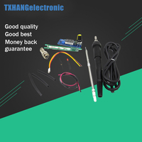 New DIY Kits Electric Unit High Quality Basic Digital Soldering Iron Station Temperature Controller Kits For