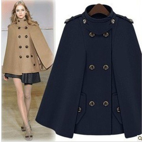 Compare Prices on Short Cape Coat- Online Shopping/Buy Low Price ...