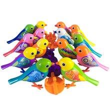 Silverlit Digi Birds электронная музыка поет Solo или Хор интерактивные детские подарочные игрушки 2-8 шт набор новая посылка