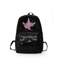 Mochila infantil lasera szkoła torby holograficzny torba plecak szkolny dla dziewczynek plecak szkolny torba dla dzieci plecaki dla dzieci 2