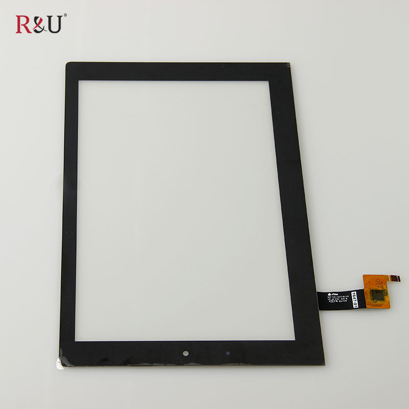 R&U test good New Touch Screen Digitizer outside screen MCF-101-1647-01-V4 for Lenovo Yoga Tablet 2 1050LC 1050F 1050L