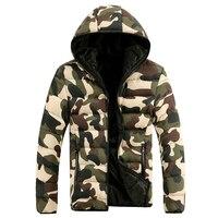 2017 Camo Hoodies Men New Autumn Winter Jackets Men Camouflage Army Casual Hooded Sweatshirts Windbreak Fashion