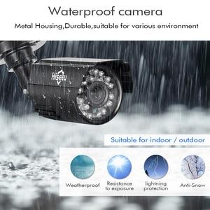 Image 4 - Hiseeu kit de système de vidéosurveillance 8CH AHD 1080P IR