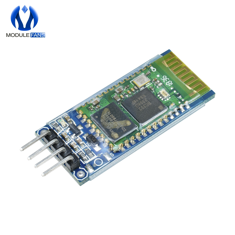 HC-05 6 Pin Wireless Bluetooth RF Transceiver Board Module Serial for Arduino