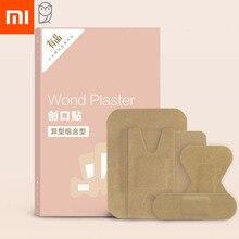 20Pcs Xiaomi Miaomiaoce Wound Plaster Adhesive Irregular Band Aid First Aid Bandage Sterile Hemostasis Stickers
