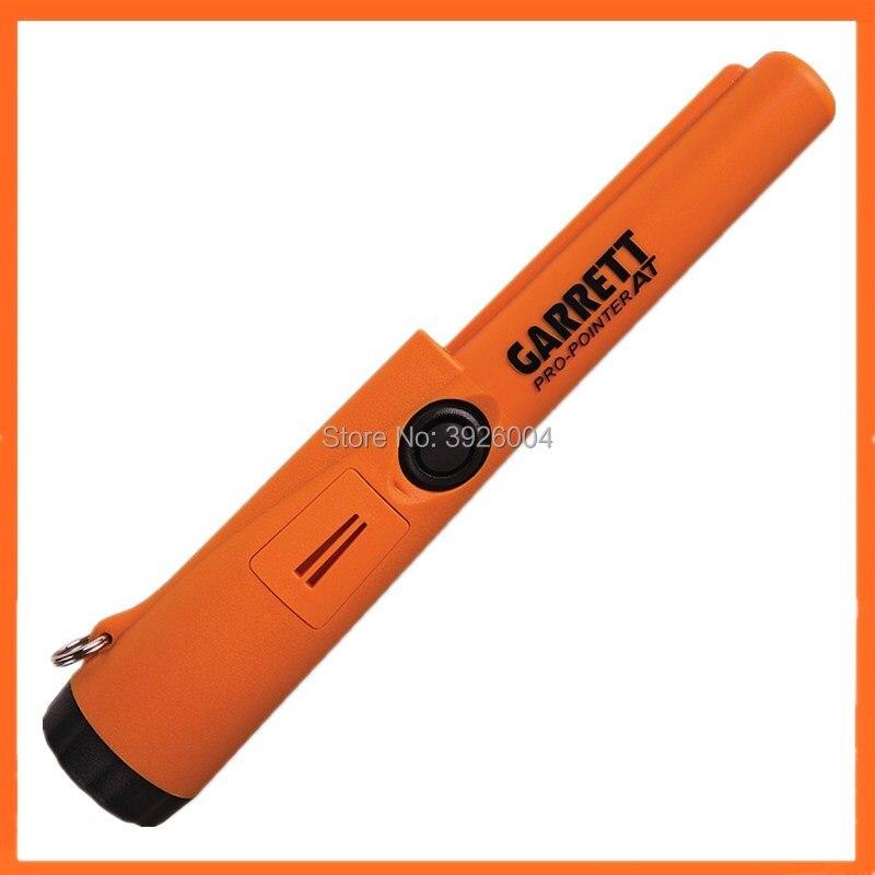 US $48 0 20% OFF|Garrett metal detector waterproof gold detector at pro  pointer pinpointer metal detector-in Industrial Metal Detectors from Tools  on