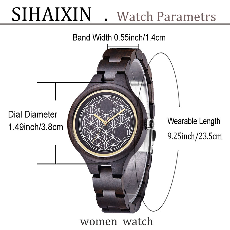 hot-sale-black-wood-small-watches-for-women-clock-lady-4