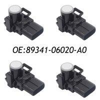 Nuevo 4 unids Para 11 12 13 GS350 GS450 LEXUS CT200H BUMPER SENSOR de APARCAMIENTO 89341-76010-A0