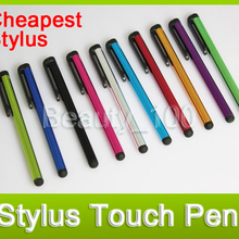 Stylus Touch-Pen Capacitive-Screen iPad iPhone for 2000pieces/Lot 10-Colors