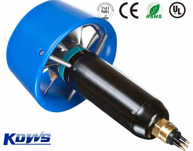 48v brushless motor underwater thruster for magnetic for Waterproof submersible electric motors