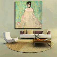 no Framed Home Decor the Woman in a White Dress Portrait Posters handmade oil painting on wall Pop Art
