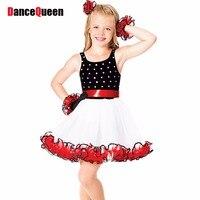 Girls Professional Ballet Tutus Swan Dress Child Ballet Dancewear Vestido Infantil De Festa Princesa Modern Jazz Dance DQ9017