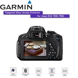 Szkło hartowane screen protector Szkła dla Canon EOS 760D 700D 750D Kamera odporna na zarysowania Ekran HD szkła folią ochronną