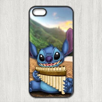 Lilo & Stitch fashion case for iPhone 4 4s 5 5s 5c 6 6s plus samsung galaxy S3 S4 S5 Mini S6 Edge Note 2 3 4