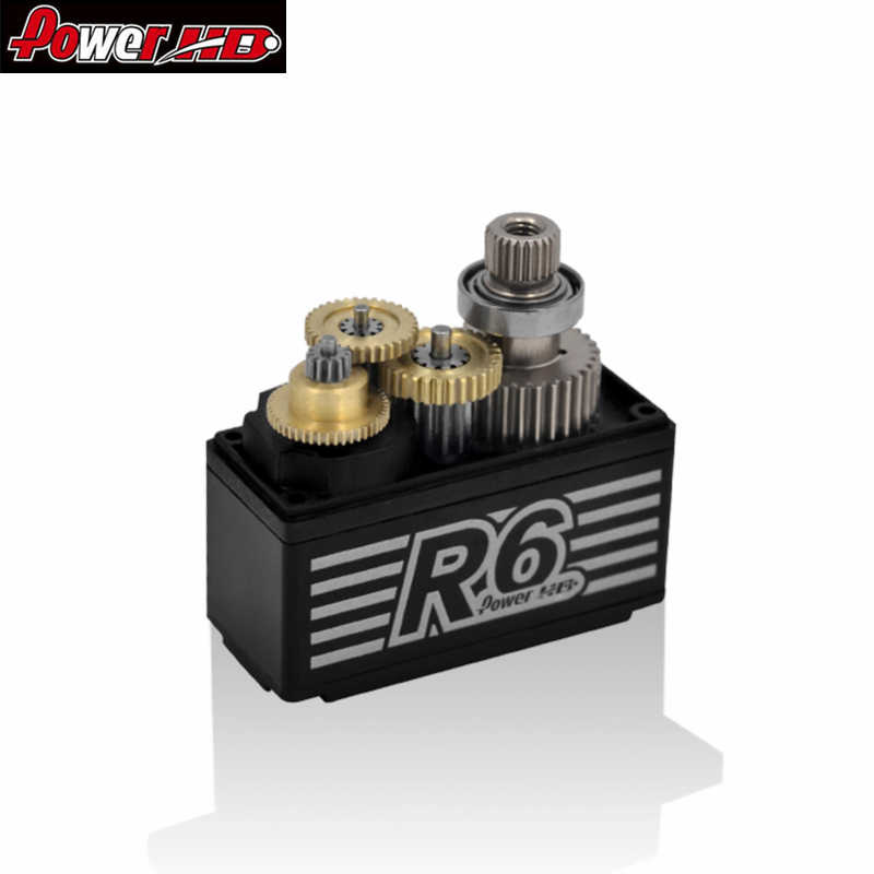 HD-R6 High Voltage Digital Servo for 1//12 Pancar 500 helicopter Mono1 RC Boat