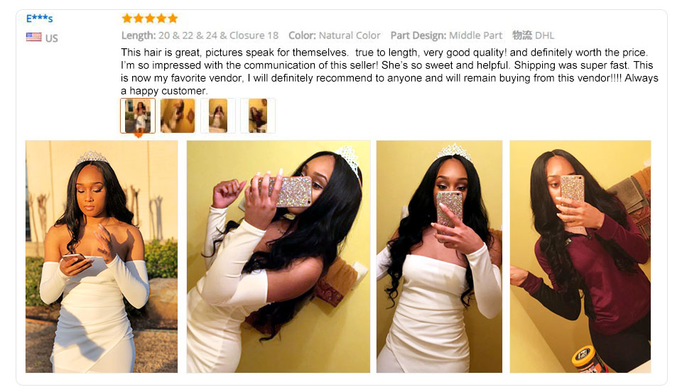 HTB1YAVXlrZnBKNjSZFKq6AGOVXak AliPearl Hair Body Wave Bundles With 5x5 Closure Free Part Brazilian Hair Weave 5x5 Closure With 3 Bundles Remy Natural Black