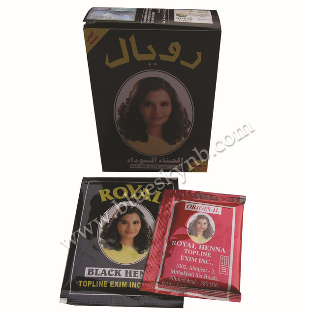 364fc513a ROYAL Black Henna, Herb Henna, Hair Dye-in Hair Color from Beauty ...
