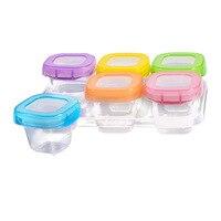 Бэби Формула контейнеры для кормления хранения Портативный сухое молоко Еда контейнер детская посуда BPA бесплатно снэк-box NBB0039