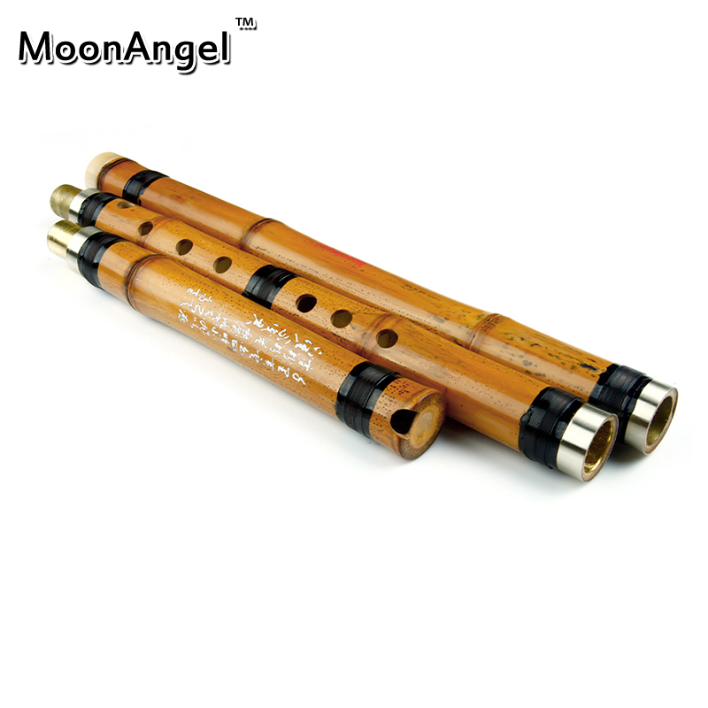High Grade Chinese XIAO Natural vertical bamboo flute musical instrument G Key Professional vertical flauta one set of brass flute xiao dizi top grade flute musical instrument with high grade aluminum flauta case for collection gift