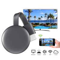 HIPERDEAL Miracast 1080P WiFi Display TV Dongle Wireless Receiver HDMI AirPlay DLNA Share 18Dec06