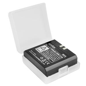 Image 5 - Godox V850 V860 Speedlite Li ion pil VB18 DC 11.1V 2000mAh 22Wh lityum iyon