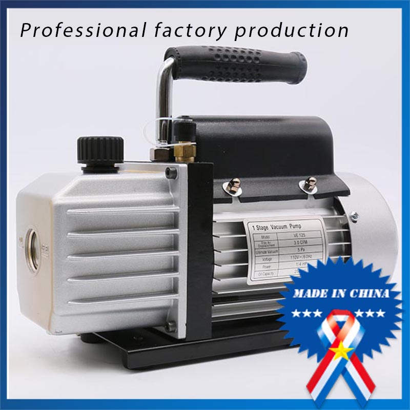 цены на 110v 60hz Laboratory rotary vane air-conditioning refrigerator small high pressure vacuum pumping machine pump в интернет-магазинах
