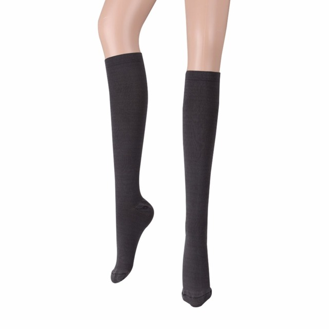 6ca5aa068c Women Men Anti-Fatigue Knee High Elastic Stockings Compression Leg Support  Stockings