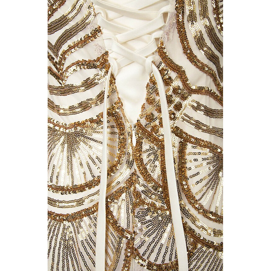 Gold Sequin Maxi Dress Sexy Party Evening Runway Long Dresses Elegant Off  Shoulder Floor Jurken Vintage Vestido Longo H0004 822-in Dresses from  Women s ... 3d2ca23a990c