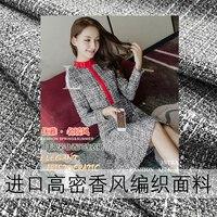 The high end custom dye silk georgette cloth leaves 100% silk dress fabric