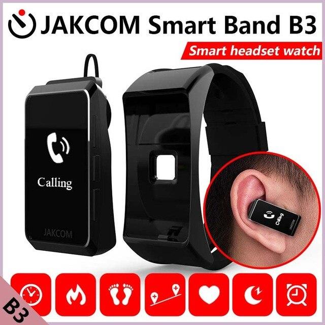 Jakcom b3 smart watch nuevo producto de amplificador de auriculares como amplificador de auriculares fiio amplificatori por cuffie little dot mk