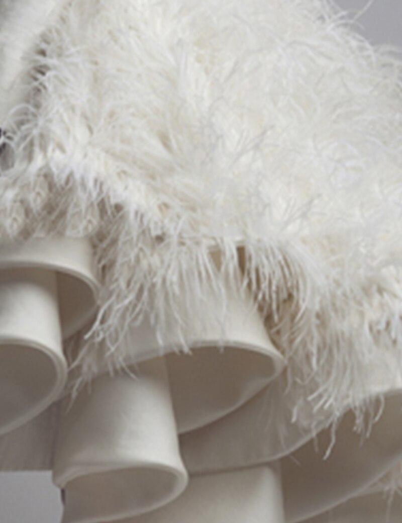 гэстби перья невесты с доставкой в Россию