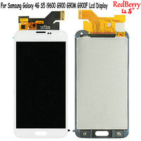 Redberry 100 Test Lcd HH For Samsung Galaxy 4G S5 I9600 G900 G90M G900F Lcd Display