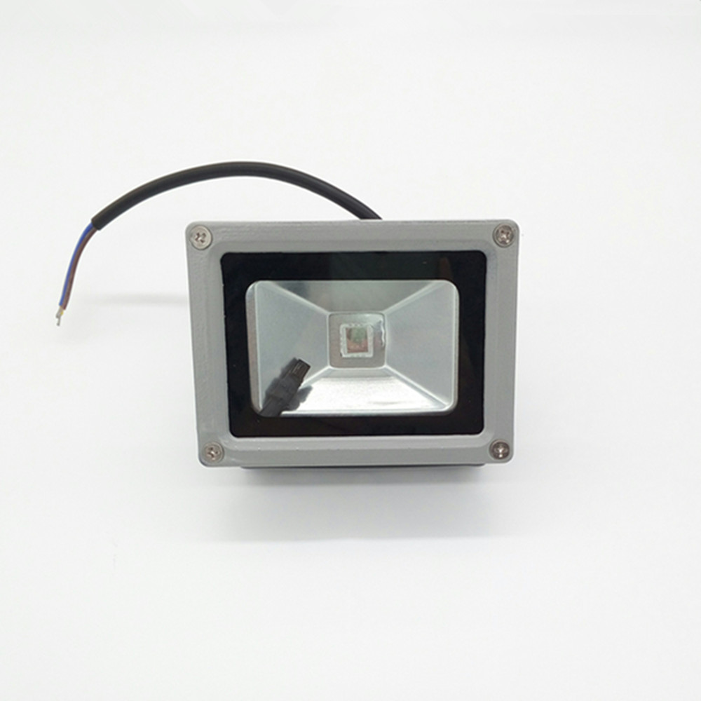 RGB LED Flood Light 10W Foco LED Exterior Spotlight IP65 LED Outdoor Light Reflector Spo ...