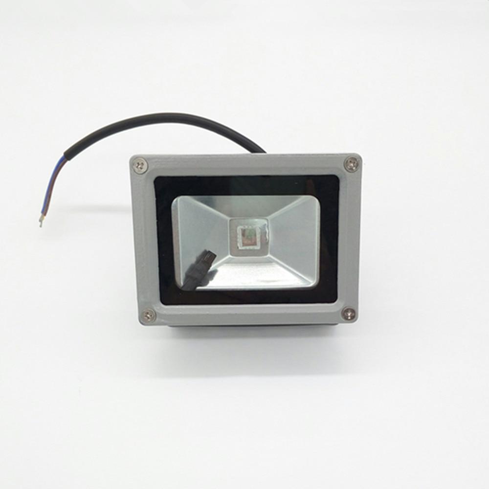 RGB LED Flood Light 10W Foco LED Exterior Spotlight IP65 LED Outdoor Light Reflector Spo ...