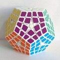 New Shengshou Mestre Kilominx Cubo Mágico Profissional 4x4x4 PVC & Matte Adesivos Cubo Mágico Megaminx Enigma velocidade Brinquedos Clássicos