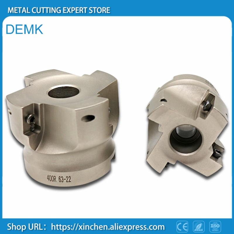 BAP400R 80-27mm Inner hole 90 degrees 6F Install APKT1604 APMT Carbide insert CNC Milling cutter knife dish Free shipping mitsubishi 100% mds r v1 80 mds r v1 80