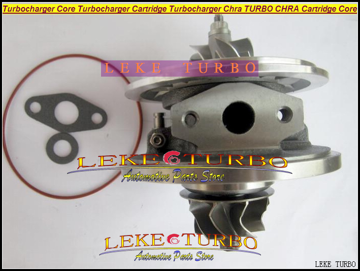 Turbo cartridge chra Core GT1544V 454161 028145702D 454161-5003S for VW Golf III Jetta III Passat B4 Polo III AFN 1.9L TDI 81Kw auto core turbine gt1544s turbocharger cartridge chra for vw golf iii jetta iii passat b4 vento 1 9 td 454065 028145701s