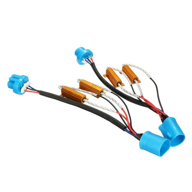 2x No Error 9007 9004 HID LED DRL Light Load Resistor Relay Harness Adapter Kit_640x640 2x no error 9007 9004 hid led drl light load resistor relay harness