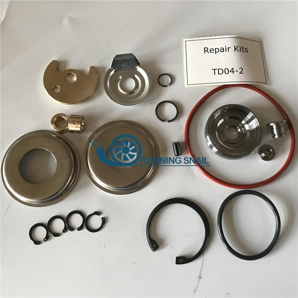 Repair kit TD04-50 for turbocharger TD04-09B-4 TD04-11G-4 TD04-12T TD04 49177-02410 49177-01510 Repair kit TD04-50 for turbocharger TD04-09B-4 TD04-11G-4 TD04-12T TD04 49177-02410 49177-01510