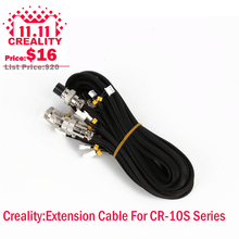 11.11 Big Sale CREALITY 3D Printer Upgrade Parts Extension Cable Kit For CR-10/CR-10S Series 3D Printer