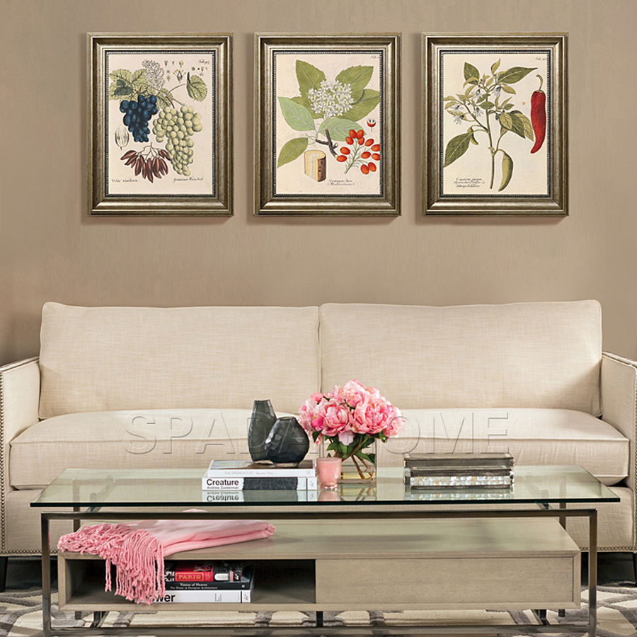 Neue Kreative Bilderrahmen Wand Personalisierte Sofa Hintergrund ...